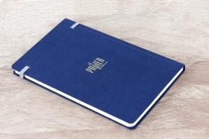 Carnet de notes classique bleu roi - Le Papier fait de la Résistance