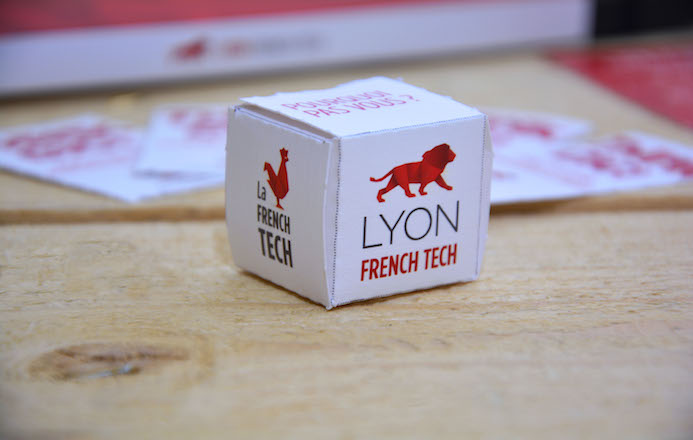 lyon french tech carnets goodies