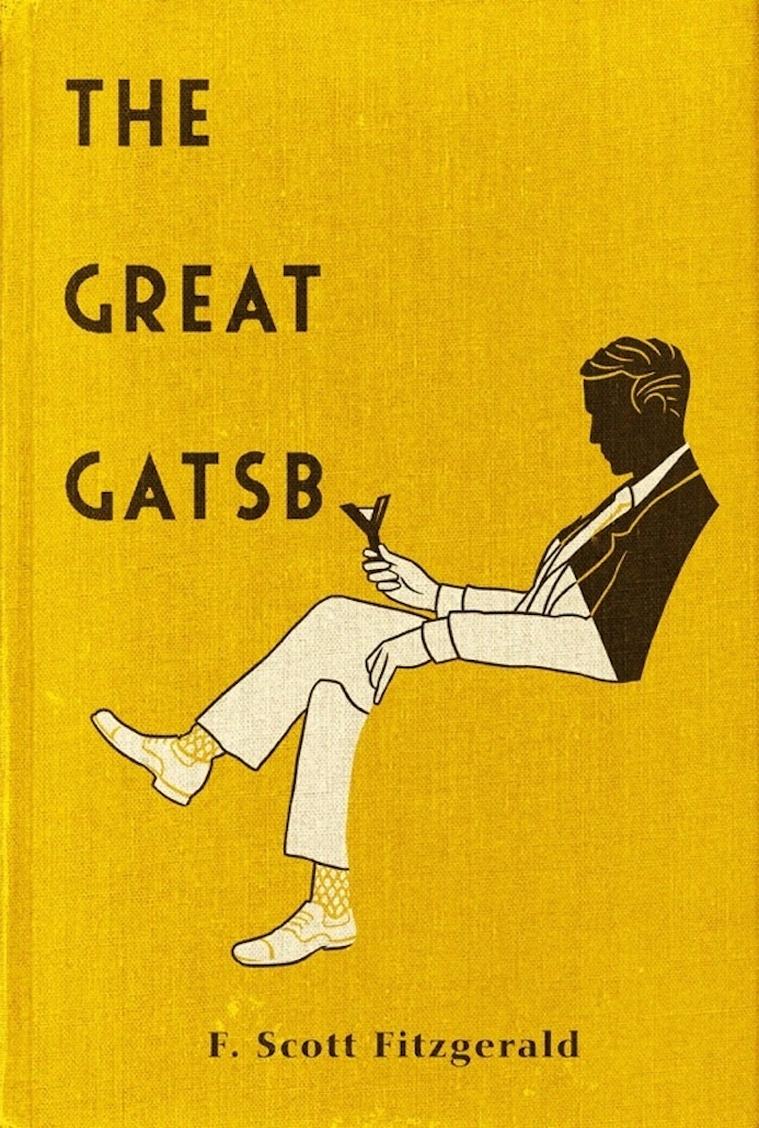 the great gatsby typo