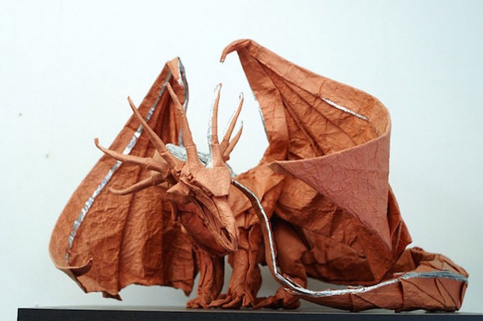 origami game of thrones
