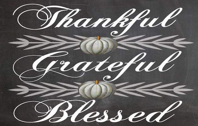 grateful word thanksgiving