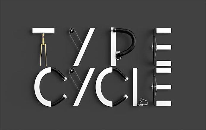 Carnet de typographie #96 : Type Cycle