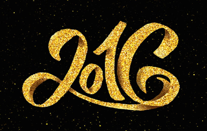 Carnet de typographie #79 : Happy New Year
