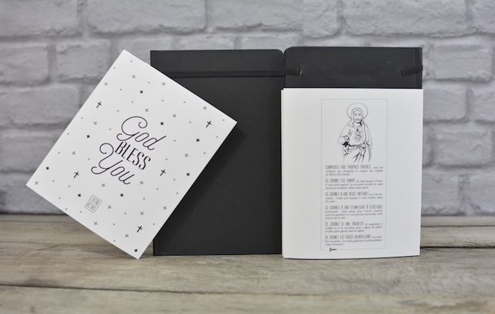 Les carnets Catho Retro by Le Papier